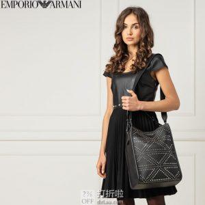 Emporio Armani 阿玛尼 流浪包 单肩包 2.4折$189.55 海淘转运到手约¥1387
