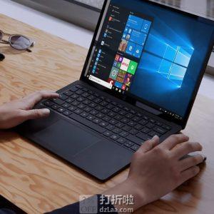 Microsoft 微软 最新款 Surface Laptop 3 13.5英寸 超轻薄便携笔记本电脑 超极本(i5/8GB/256GB)7.7折$999.99 两色可选 海淘转运到手约¥7251