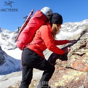 Arc'teryx 始祖鸟 Atom AR 女式保暖连帽夹克 下单8折后$179.98 两色可选 海淘转运到手约¥1295 国内¥3998
