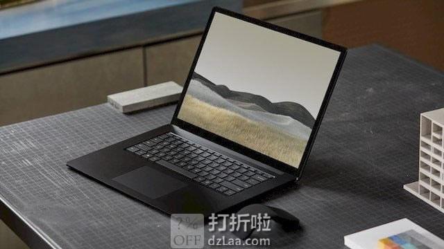 Microsoft 微软 最新款 Surface Laptop 3 15英寸触控屏 超轻薄便携笔记本电脑 超极本(Ryzen 53580U/16GB/256GB)7.7折$1299.99 两色可选 海淘转运到手约¥9211