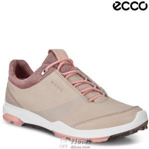 码全 ECCO 爱步 BIOM HYBRID 3 GTX防水 女式高尔夫球鞋 5折$99.92 海淘转运到手约¥788 天猫¥1999