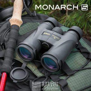 Nikon 尼康 Monarch 5 10 x 42 双筒望远镜 9.2折$257.04 海淘转运到手约¥1874