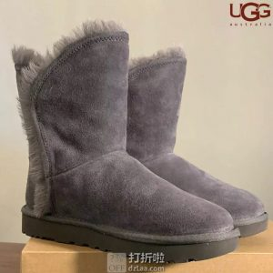 UGG 经典新奇系列 高低款 女式雪地靴 1103746 4折$79.9 海淘转运到手约¥678 天猫¥1554