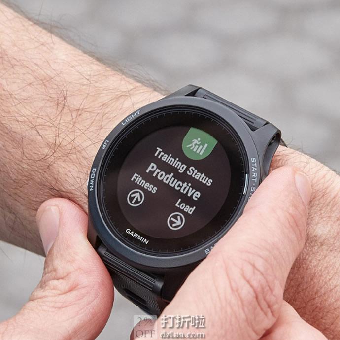 Garmin 佳明 Forerunner 935 多功能GPS户外运动手表 6.6折$329.7 海淘转运关税补贴到手约¥2475