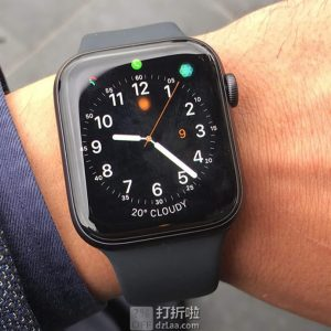 Apple 苹果 Apple Watch Series 5 智能手表 44mm GPS+蜂窝款 ¥3369秒杀