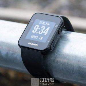 Garmin 佳明 Forerunner35 GPS 智能运动手表 5.3折$89.99 海淘转运关税补贴到手约¥758