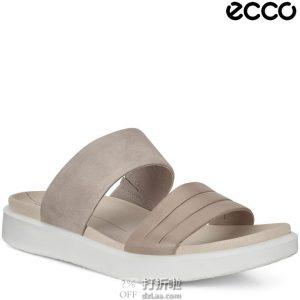 ECCO 爱步 Flowt 女式拖鞋 凉鞋 35码3.7折$44.46 海淘转运到手约¥375