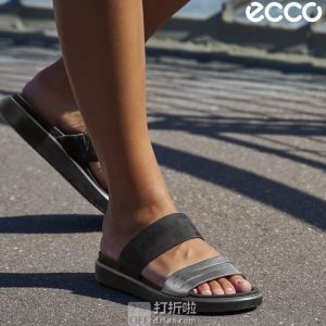 ECCO 爱步 Flowt 女式拖鞋 凉鞋 38码3.6折$43.74 海淘转运到手约¥366