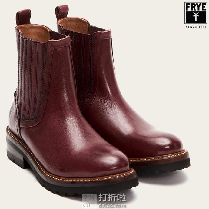 FRYE 弗莱 Ella 女式切尔西机车短靴 3.2折.48 海淘转运到手约¥748
