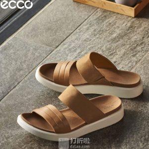 ECCO 爱步 Flowt 女式拖鞋 凉鞋 35码2.5折$29.74 海淘转运到手约¥270