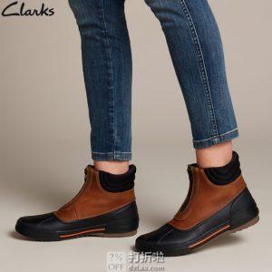 Clark 其乐 Gilby Cherry 防水 女式雪地靴 短靴 35.5码2.1折$26.64 海淘转运到手约¥279