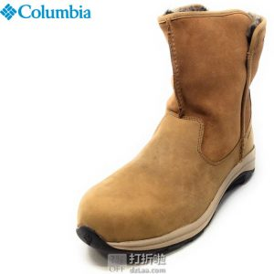 限尺码 Columbia 哥伦比亚 Bangor Omni-Heat 户外女式防水保暖短靴 1.4折$22.81 海淘转运到手约¥282