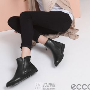 ECCO 爱步 Bella 贝拉系列 女式踝靴 36码3折$44.98 海淘转运到手约¥410