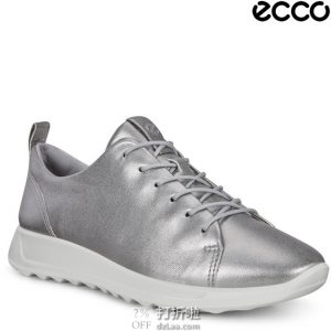 ECCO 爱步 Flexure 随溢起跑系列 女式休闲运动鞋 3.3折$42.29起 海淘转运到手约¥367