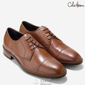 Cole Haan 可汗 Lenox Hill 男式牛津鞋 3.2折$69.97 海淘转运到手约¥586