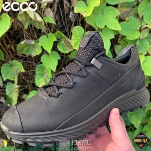 ECCO 爱步 Exostrike 突破系列 GTX防水 女式户外低帮运动鞋 3.9折$69.55 海淘转运到手约¥579