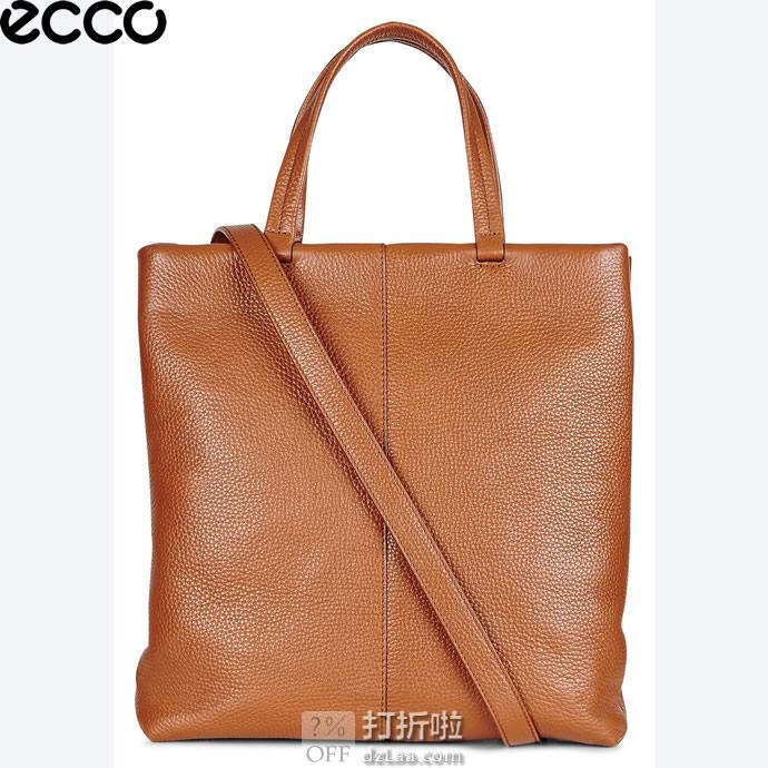 ECCO 爱步 Isan 2 女式手提包 2.4折$92.29 海淘转运到手约$92.29