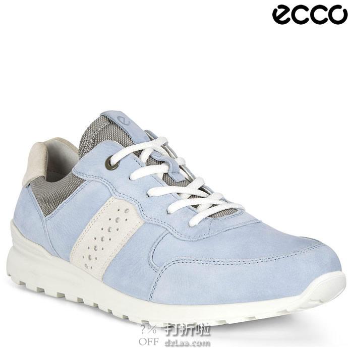 ECCO 爱步 Cs20 女式系带休闲运动鞋 5折$49.64起 海淘转运到手约¥430
