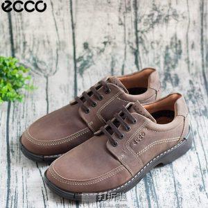 ECCO 爱步 Fusion Tie II 男式牛津鞋 4.4折$78.97 海淘转运到手约¥649