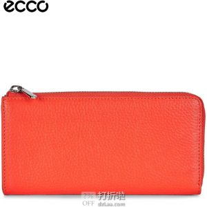 ECCO 爱步 SP 3 柔酷粒纹3 女式长款钱包 手拿包 2.8折$41.42 海淘转运到手¥305