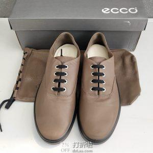 ECCO 爱步 Kyle 凯尔 男式板鞋 休闲鞋 44码4.6折$55.6 海淘转运到手约¥453