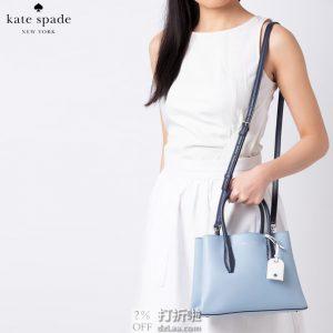 Kate Spade 凯特丝蓓 Eva Small 小号女式手提包 挎包 3折$99.88 海淘转运到手约¥750
