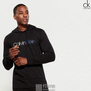 Calvin Klein 卡尔文·克莱恩 CK 男式连帽卫衣 M码5.7折$23.76 海淘转运到手约¥213