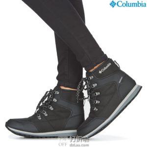 Columbia 哥伦比亚 Wheatleigh Shorty 户外女式防水保暖短靴 3.7折$40.97 海淘转运到手约¥380