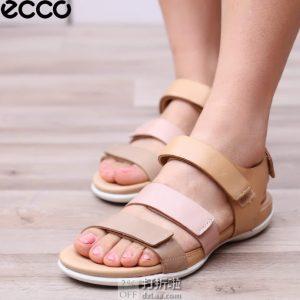 ECCO 爱步 Flash闪耀系列 Strap 女式凉鞋 2.9折$37.15起 海淘转运到手约¥323 天猫¥1159
