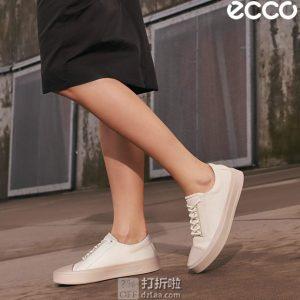 限尺码 ECCO 爱步 Flexure随溢系列 女式休闲鞋 2.6折$41.29 海淘转运到手约¥370 天猫¥1319