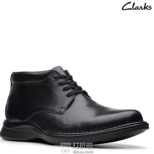 Clarks 其乐 Kempton Mid 男式踝靴 短靴 7码2.1折$23.03海淘转运到手约¥253