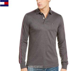 Tommy Hilfiger 汤米希尔费格 修身款 男式短袖POLO衫 S码3.3折$19.72 海淘转运到手约¥158