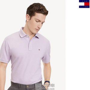 Tommy Hilfiger 汤米希尔费格 男式短袖POLO衫 XS码2.8折$13.94 海淘转运到手约¥114