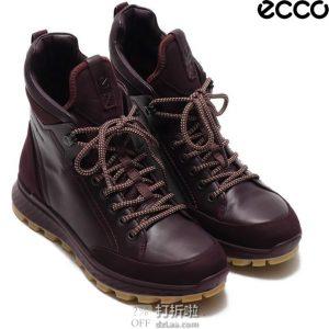 ECCO 爱步 Exostrike 突破系列 Hydromax 防泼水 女式户外短靴 3.4折$61.94 海淘转运到手约¥529