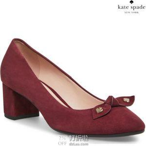 kate spade 凯特·丝蓓 Benice 女式高跟鞋 37.5码2.6折$44.13 海淘转运到手约¥403