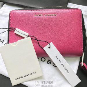 Marc Jacobs 马克·雅可布 主标系列 双色女式手机包 3.2折$46.62 海淘转运到手约¥346
