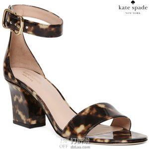 kate spade 凯特·丝蓓 Susane 女式高跟凉鞋 36码3.3折$64.56 海淘转运到手约¥548