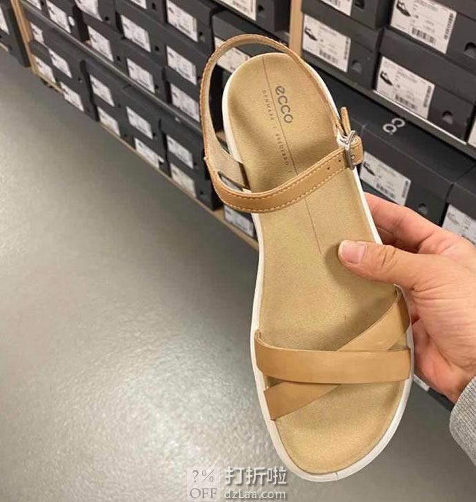 ECCO 爱步 Yuma系列 女式凉鞋 5.1折.18起 海淘转运到手约¥382