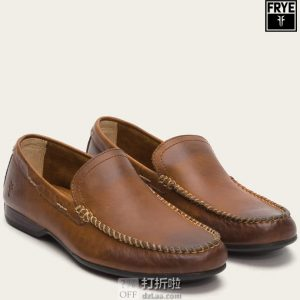 Frye 弗莱 Lewis Venetian 男式乐福鞋 3.2折$57.01 海淘转运到手约¥494