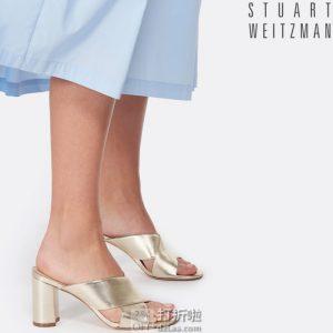 Stuart Weitzman 斯图尔特·韦茨曼 Galene 女式凉鞋 38码1.4折$58.21 海淘转运到手¥503