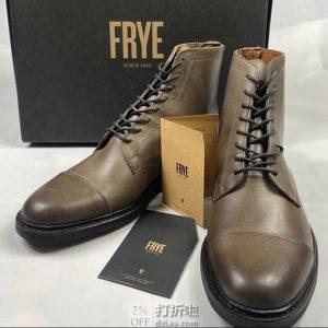FRYE 弗莱 Seth 男式短靴 2.5折$55.93 海淘转运到手约¥517