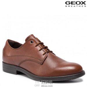 GEOX 健乐士 Jaylon 男式牛津鞋 42码4.2折$49.74 海淘转运到手约¥443 天猫¥1079
