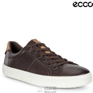 ECCO 爱步 Kyle 凯尔系列 经典款 男式板鞋 休闲鞋 42码5.4折$54.09 海淘转运到手约¥473 天猫¥939