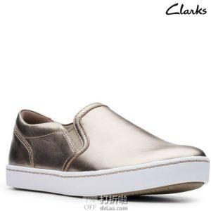 Clarks 其乐 Pawley Bliss 一脚套 女式单鞋 3.3折$29.96 海淘转运到手约¥304
