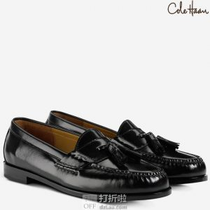 Cole Haan 可汗 Pinch Tassel 男式乐福鞋 3.8折$49.97 海淘转运到手约¥445