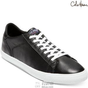 Cole Haan 可汗 Carrie 女式板鞋 休闲鞋 2.6折$33.59 海淘转运到手约¥329