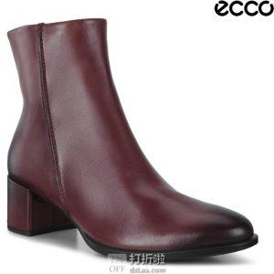 ECCO 爱步 Shape 35 型塑系列 女式短靴 36码2.9折$58.7 海淘转运到手约¥506