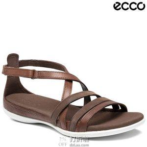 ECCO 爱步 Summer 夏日系列 女式罗马凉鞋 6.4折$51.48起 海淘转运到手约¥425