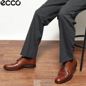 ECCO 爱步 Biarritz 里兹 男式牛津鞋 41码5.5折$65.53 海淘转运到手约¥557