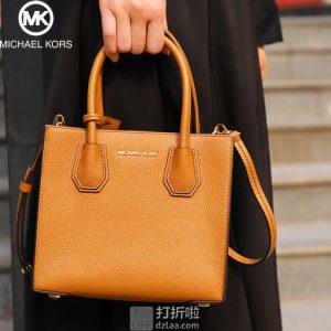 MICHAEL KORS 迈克·科尔斯 Mercer系列 中号 女式手提包 30F6GM9M2L 双重优惠折后¥791.3包邮包税